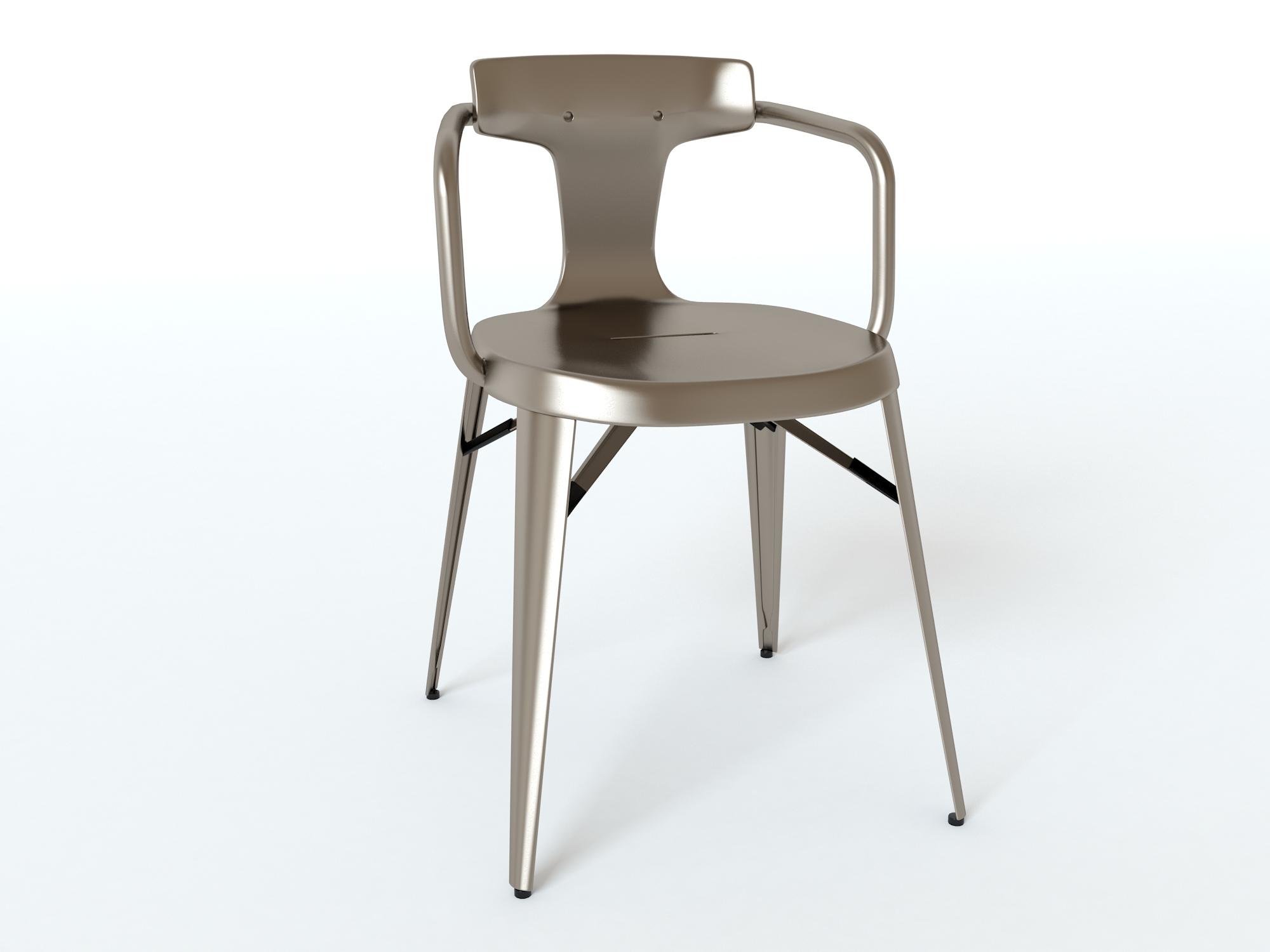 chaise T14, Tolix